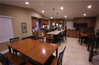 ASPIRE kitchen and dining