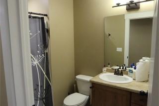 Montain Birch student bathroom