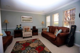 Gene Smith formal living room