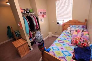 Cottonwood bedroom