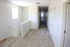 Main upstairs hallway
